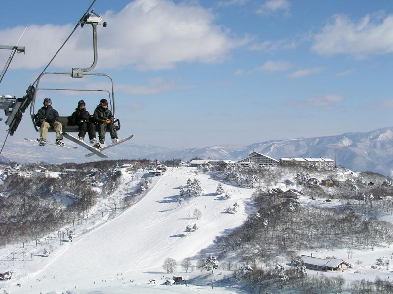 斑尾高原スキー場のイメージ3