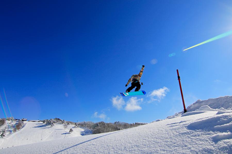 斑尾高原スキー場のイメージ4