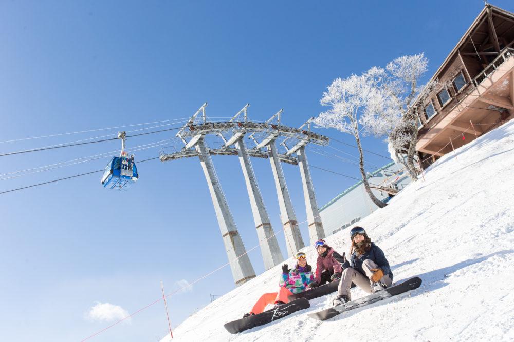 Mt.Naebaスキー場のマイカープランイメージ13