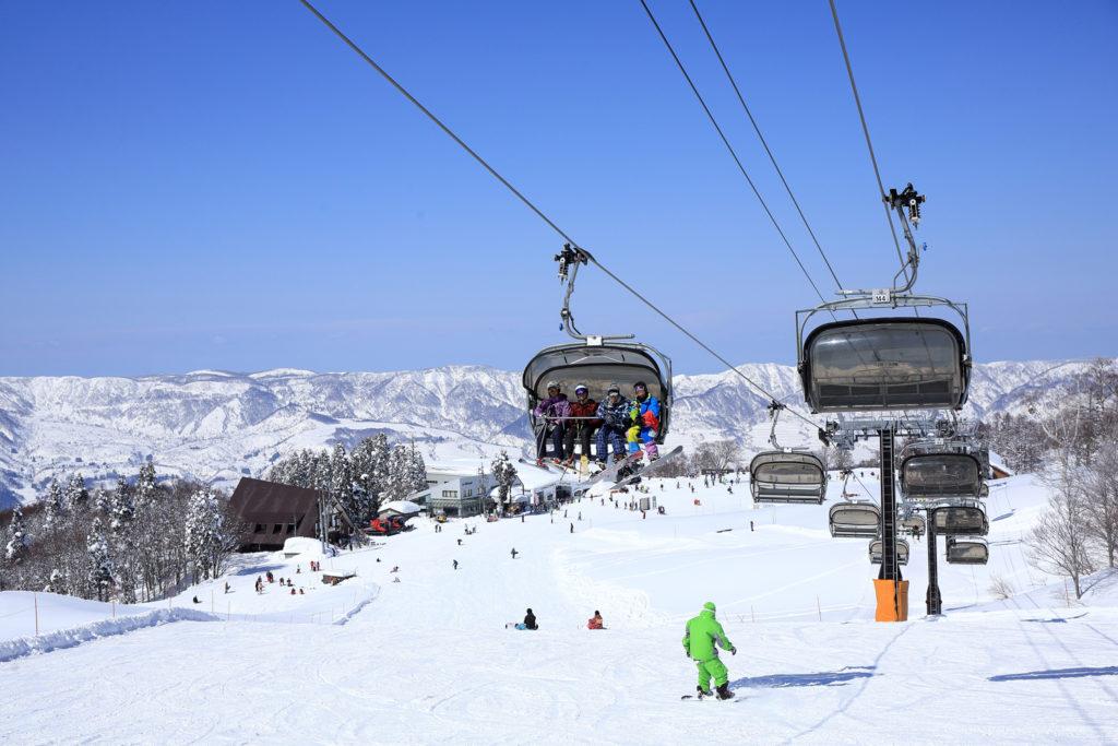 野沢温泉スキー場のイメージ3