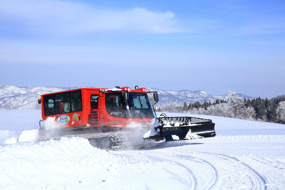 野沢温泉スキー場のマイカープランイメージ4