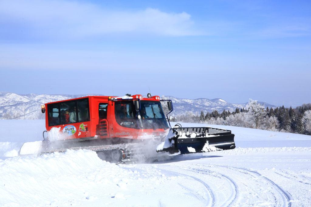 野沢温泉スキー場のイメージ4