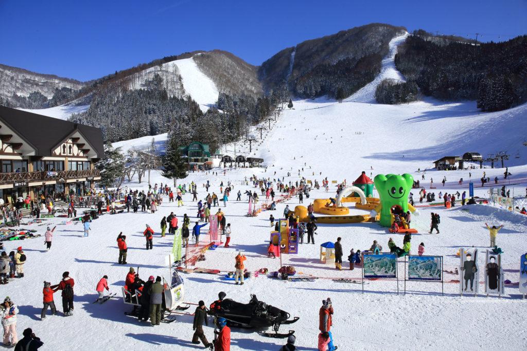 野沢温泉スキー場のイメージ6