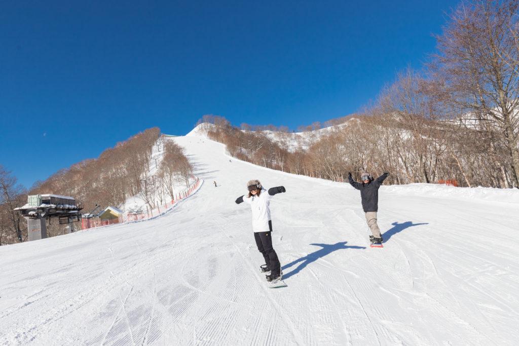 ホワイトワールド尾瀬岩鞍スキー場のイメージ3