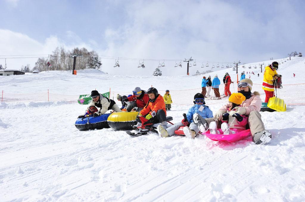志賀高原スキー場のイメージ2
