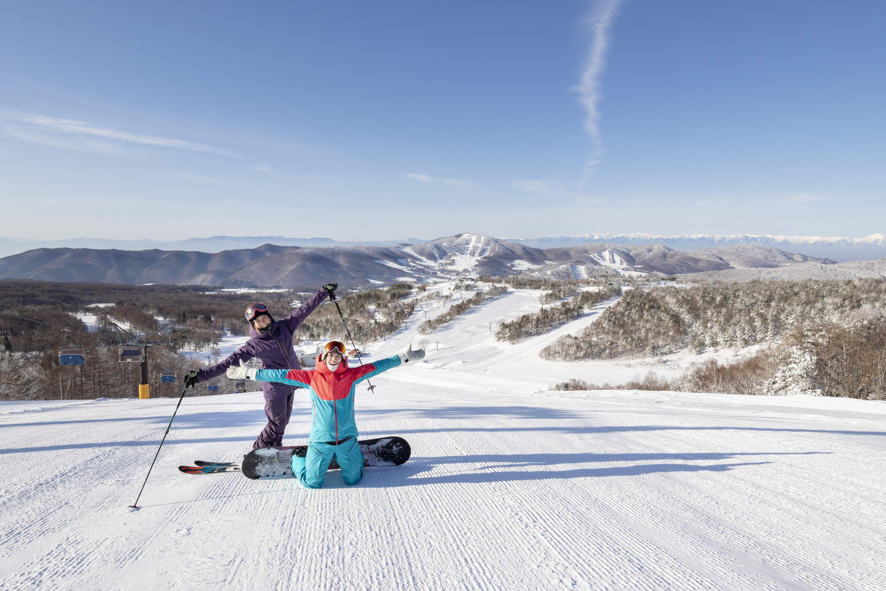 菅平高原スキー場のマイカープランイメージ2