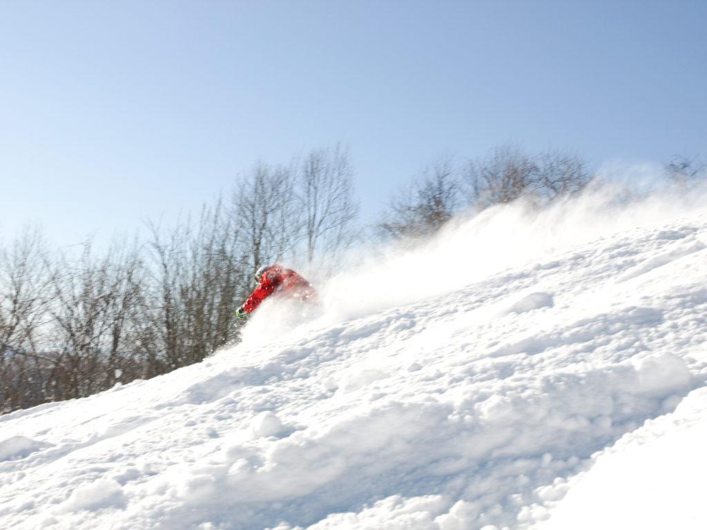 券 場 池 栂 スキー 高原 リフト