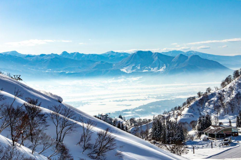 戸狩温泉スキー場のマイカープランイメージ1