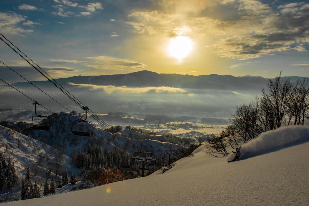 戸狩温泉スキー場のマイカープランイメージ3