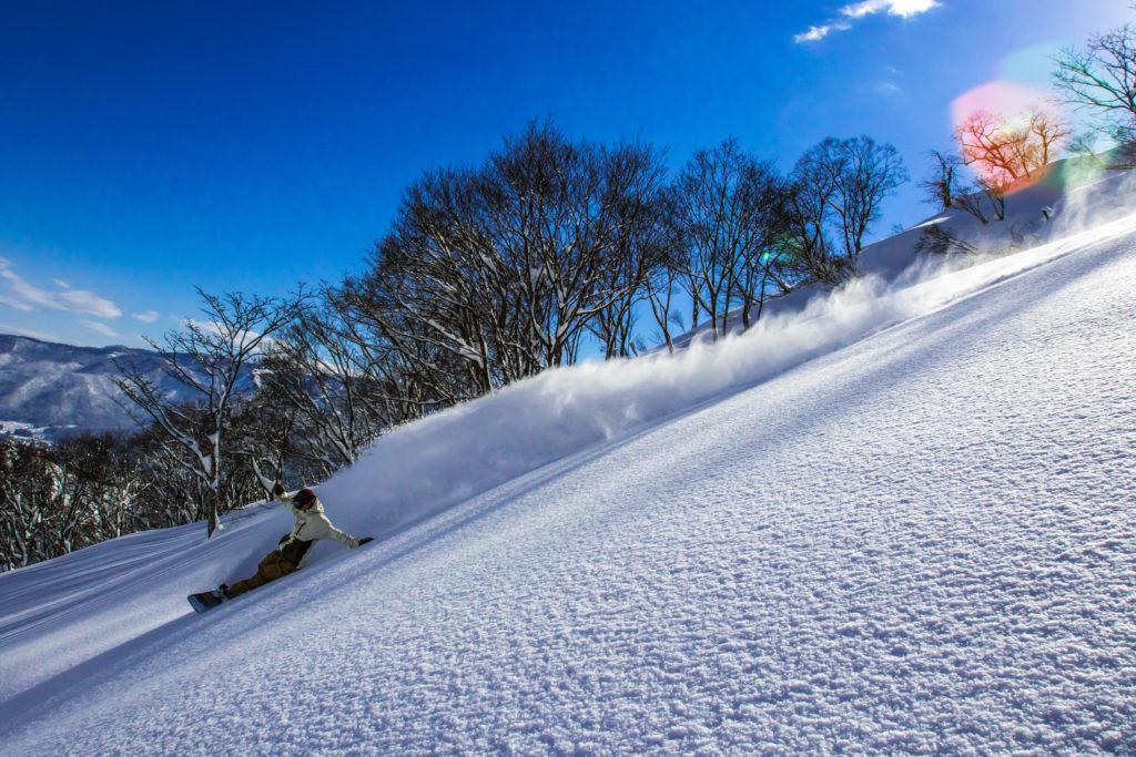戸狩温泉スキー場のイメージ5