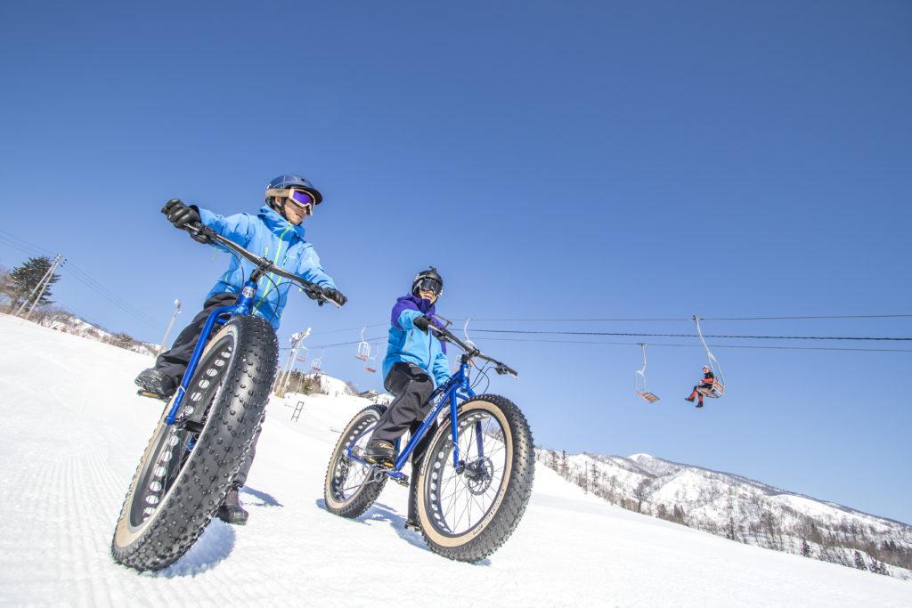戸狩温泉スキー場のイメージ8