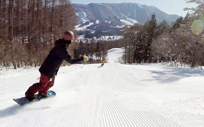 よませ温泉スキー場のイメージ2