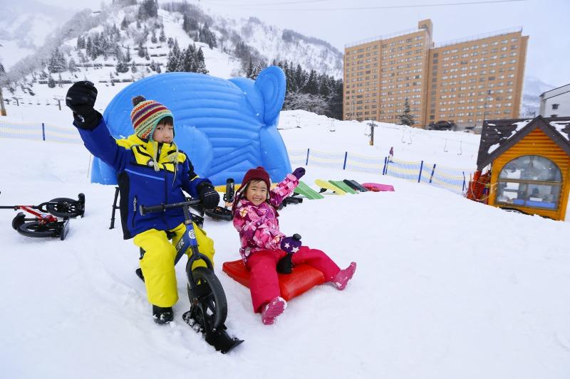 湯沢高原スキー場のイメージ1