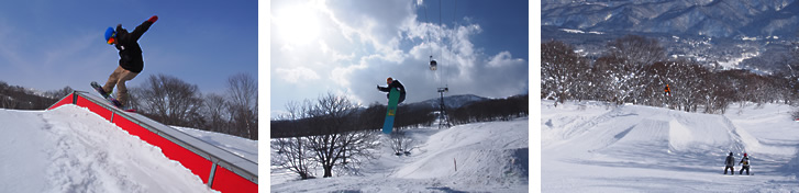 赤倉観光リゾートスキー場のイメージ4