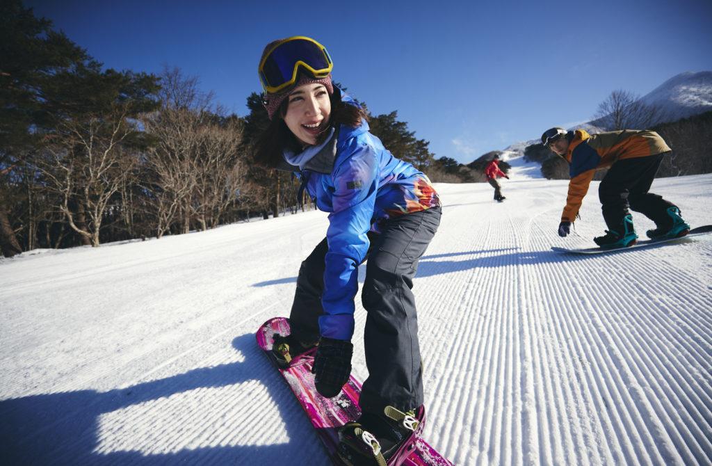 星野リゾート アルツ磐梯スキー場のイメージ3