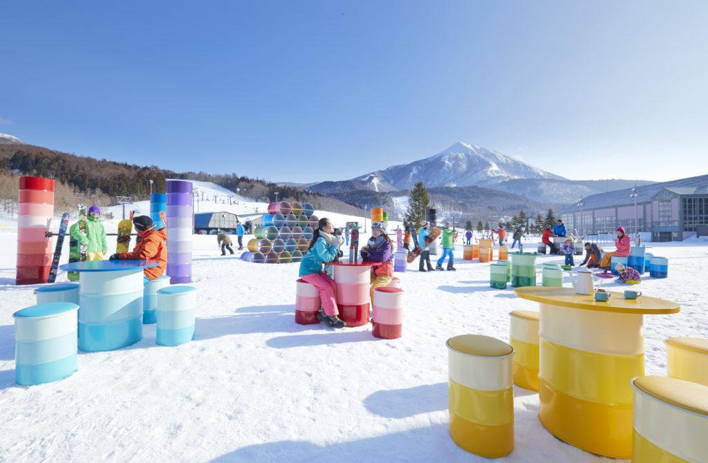 星野リゾート アルツ磐梯スキー場のイメージ4