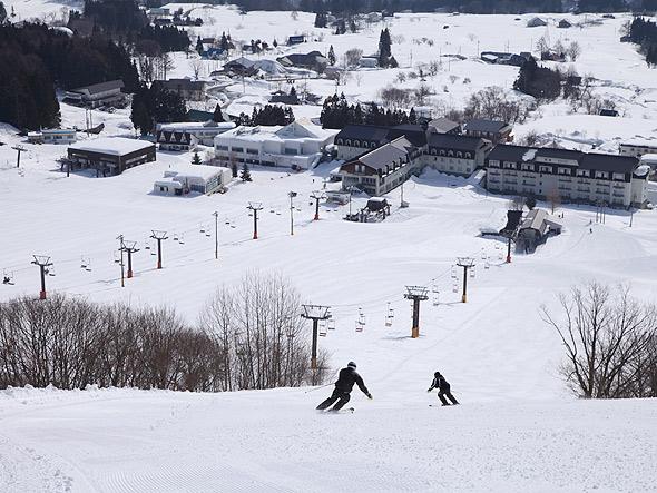 白馬乗鞍温泉スキー場のイメージ1
