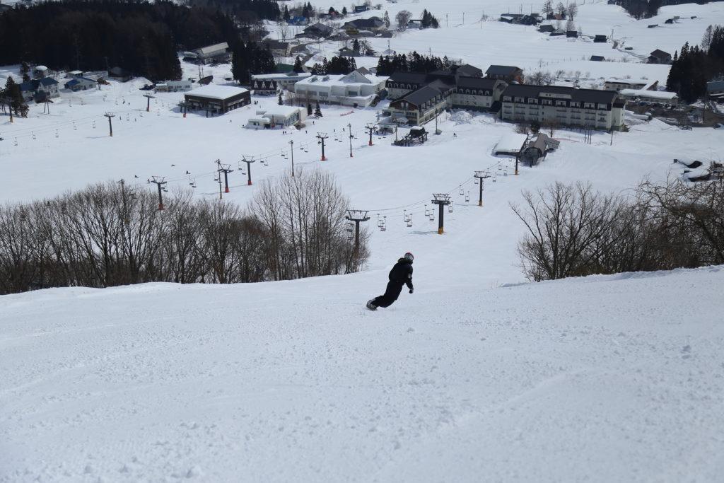 白馬乗鞍温泉スキー場のイメージ4