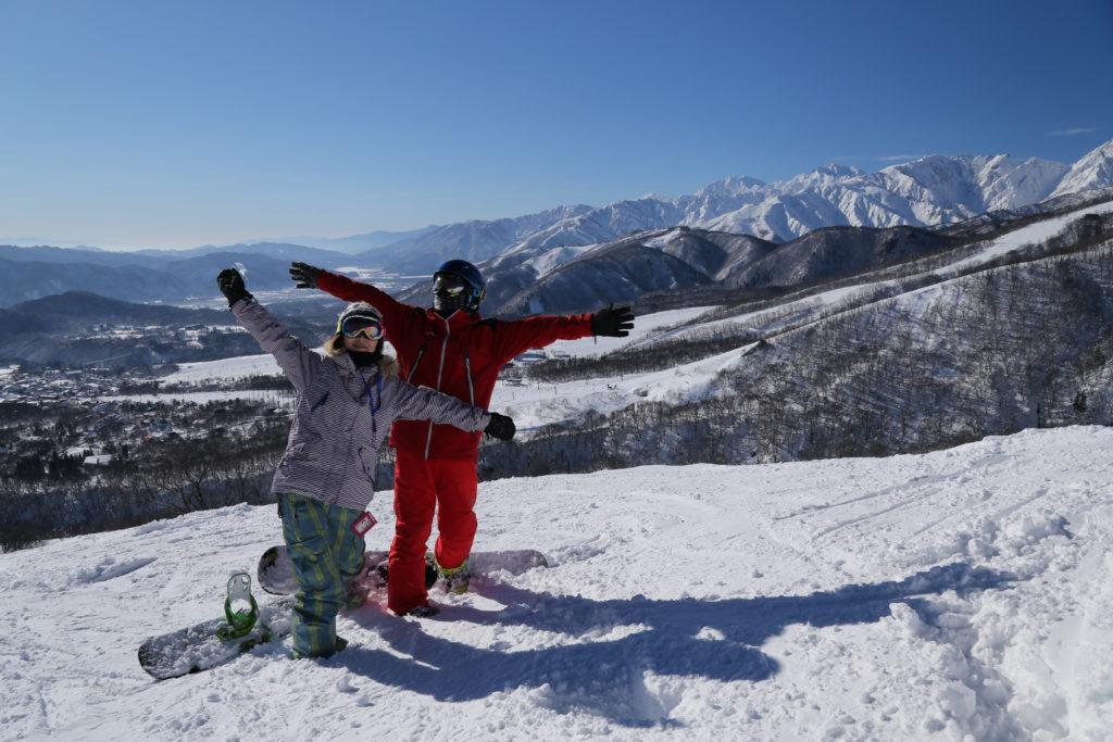 白馬乗鞍温泉スキー場のイメージ5