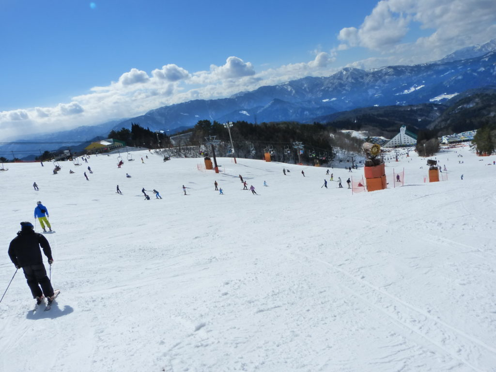 鷲ヶ岳&ホワイトピアたかすスキー場のイメージ1