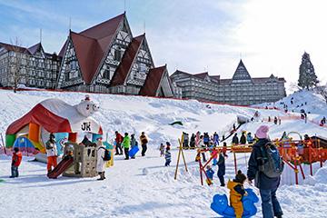 上越国際スキー場のマイカープランイメージ2
