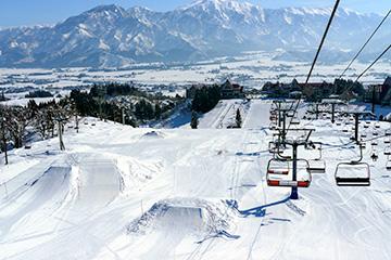 上越国際スキー場のマイカープランイメージ4