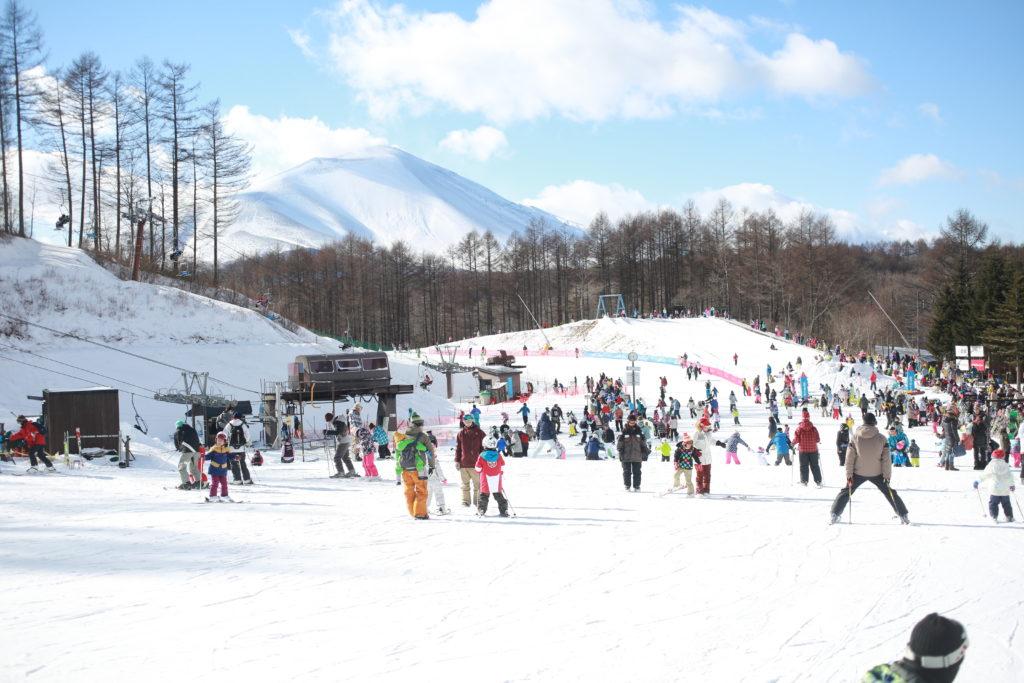 軽井沢スノーパークのイメージ1
