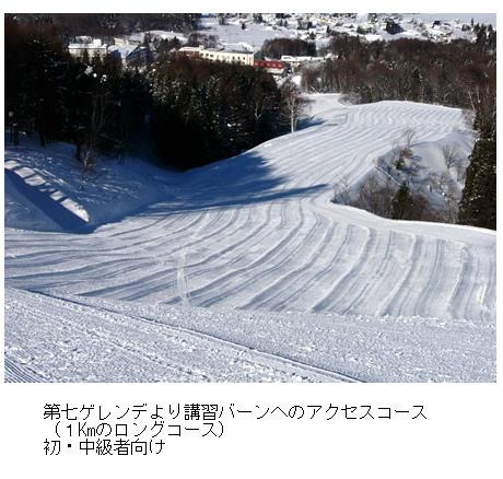 北志賀小丸山スキー場のマイカープランイメージ10