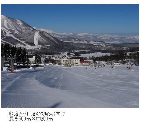 北志賀小丸山スキー場のマイカープランイメージ4