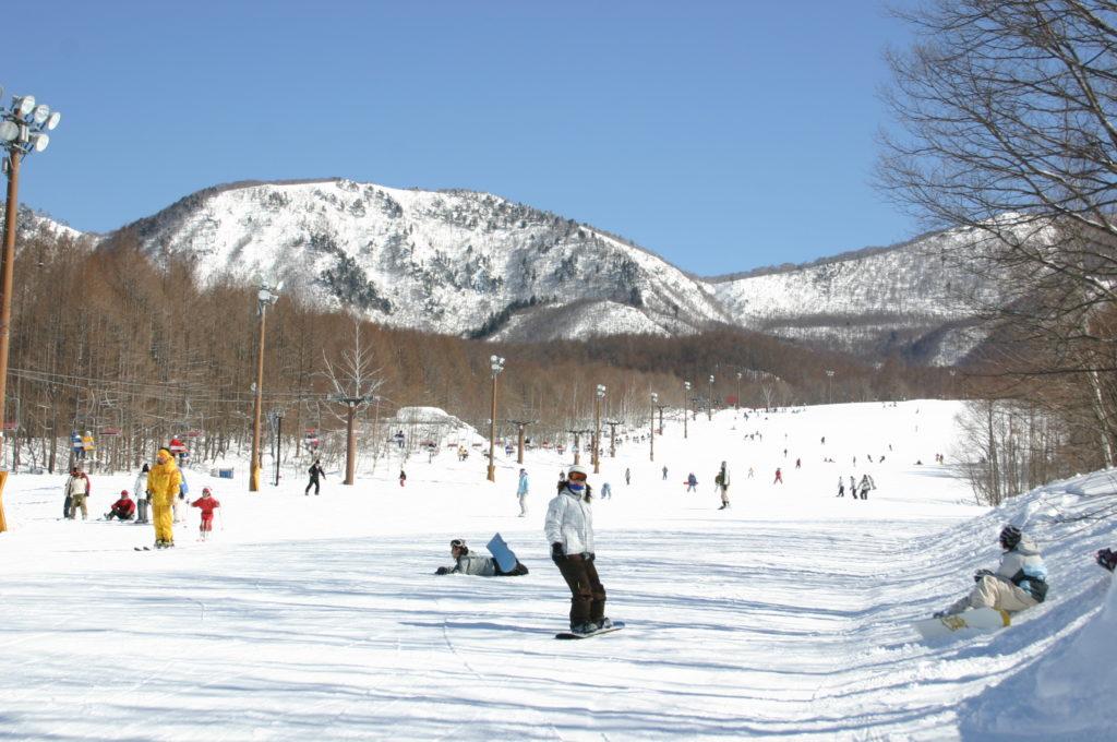 会津高原たかつえスキー場のイメージ2