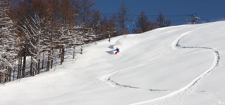 会津高原たかつえスキー場のイメージ4