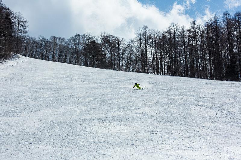 戸隠スキー場のイメージ1