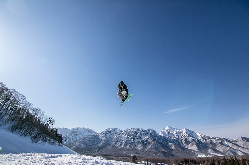 戸隠スキー場(飯綱高原)バスツアー のイメージ2