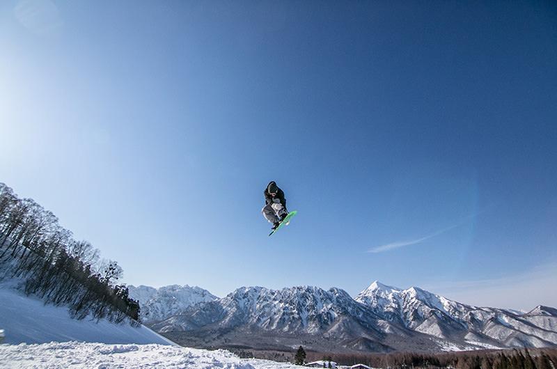 戸隠スキー場のイメージ2