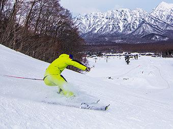 戸隠スキー場のイメージ5